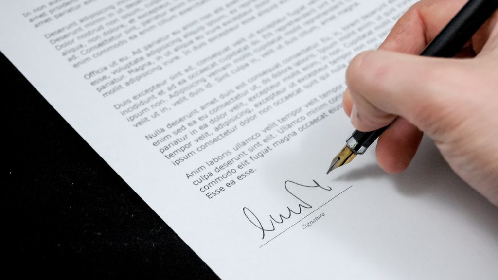 Faq What Is A Preliminary Agreement And What Kind Of Service Is